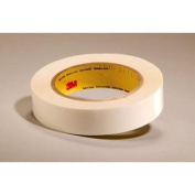 Double Coated Tape 444 Clear 1.3cm x 36 yd 3.9 mil 72 rolls per case