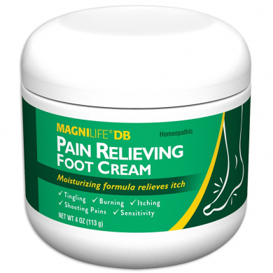 MagniLife Pain Relieving Foot Cream - Calms Damaged Nerves In Feet And Toes