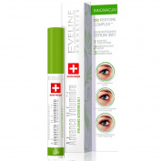 EVELINE Cosmetics Advance Volumiere Eyelashes Activator Serum 3in1 Conditioner Faster Lash Growth 10ml