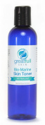 Bio-Marine Toner By GreatFull Skin - 100% Natural Alcohol Free Facial Toner - Witch Hazel and Rose Water - Great for Oily Skin - 133mL