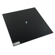 3B Scientific U56006 Metal Square Chladni Plate, 18cm Length x 18cm Width
