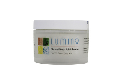 Lumino: Tooth Polish Organic Tooth Polish Powder, 90ml