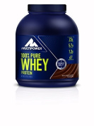 Multipower 2000 g Chocolate 100 Percent Pure Whey Protein Powder by Multipower