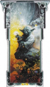 Patch Star Wars Nouveau Yoda Iron On p-sw-0077