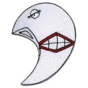 Patch Tokyo Ghoul Tsukiyama's Mask Iron-On ge44201