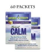 Natural Vitality Natural Calm, Magnesium, Packets