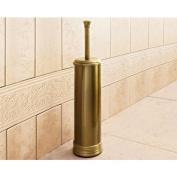 Romance Cylindrical Toilet Brush Holder - Finish