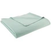 Chesapeake Merchandising 100-Percent Cotton Ribcord Bed Spread, Sage Queen