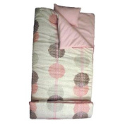 SoHo, Kids Collection, Classic Sleeping Bag, Queen Anne's Lace