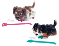 Pet Parade Danish Pointer and Bernese Puppy Toy