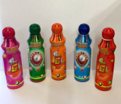 Pack Of 5 Classic Colour Bingo Dabbers/markers - 45ml each