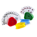 4 Different Colours Playing Card Holder for Little Hands