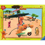 Ravensburger 06142 Dragon Coconut and his Friends