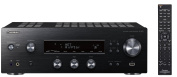 Pioneer SX-N30-K Stereo Receiver with Network Audio Features and Bluetooth - Black