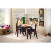 Babies 'R' Us Next Steps Table and 2 Chairs Set - Espresso