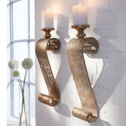 """Wall Candle Holder """"Oriental"""""""