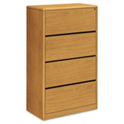 10700 Series Four-Drawer Lateral File 36w X 20d X 59-1/8h Harvest By