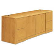 10700 Series Credenza W/doors 72w X 24d X 29-1/2h Harvest By