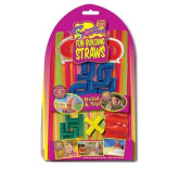 As Seen on TV Super Sipperz Fun Building Straws