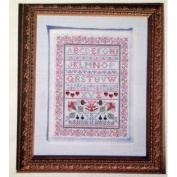 Sunny Day Counted Cross Stitch Sampler Kit