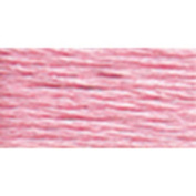 DMC Six Strand Embroidery Cotton 100 Gramme Cone-Cranberry Very Light