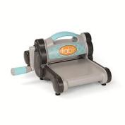 Sizzix 659000 Fabi Cutting/Embossing Machine Starter Kit, Grey/Turquoise