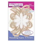 Anita Goodesign ~ Free Standing Lace ~ Embroidery Designs CD