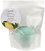 Spa...ah Bath Fizzies Efferve - Rejuvenation (Ginger-Grapefruit-Basil) - 150ml