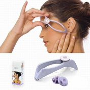 Slique Facial Body Hair Threading Removal Epilator System
