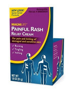 Magni Life Painful Rash Relief Cream, 50ml by MagniLife