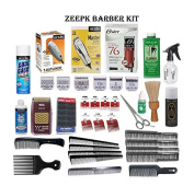Cosmetology Student Professional Barber School Hairstyling kit