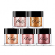 BBIA PIGMENT Eyeshadow Jewel Glitters Sparkle Dramatic Look