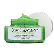 BambuBrasion Youthful Face Scrub | Nature's Best Microdermabrasion Treatment for Radiant Skin