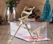 TLTSHOPS™Valentine's Day present, Eyelash Curler - With 2 Silicone Refill Pad - Luxury Rose Gold Finish - Best Results For A Stunning Long Lasting Curl , BU047G