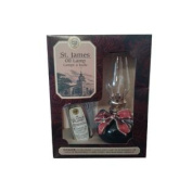 St. James Holiday Oil Lamp