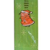 American Greetings Funny Santa's Cousin Ralph Christmas Cards