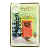 Dayspring Thinking Of You Christian Christmas Cards with Bible Verse
