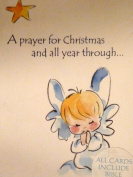 Trimmerry Child Angels Praising God Christian Christmas Cards