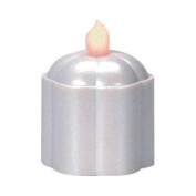 Party Decorative Pearl LED Votive Blossom Candle