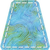 AccuQuilt Go! Fabric Cutting Dies, Tumbler 10cm Finished Size 173319