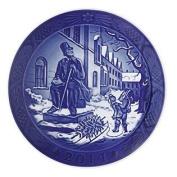 Royal Copenhagen Christmas Plate 2014 - 'Hans Christian Andersen'