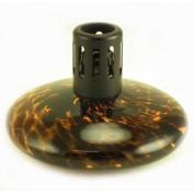 Tortoise Brown Aladin Lampair Fragrance Lamp by Millefiori Milano