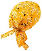 Paisley Doo Rag Du Rag Do Cotton Bandana Headwrap PICK colour Chemo Cap