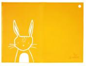 JJ Rabbit siliMAT, Rabbit/Orange Peel