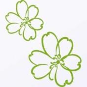 Glenna Jean Lulu Wall Decal Green Flower