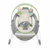 Ingenuity SmartBounce Automatic Bouncer, Vesper/Grey