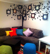 "Pop Decors ""Big Tree"" Beautiful Wall Stickers for Kids Rooms"