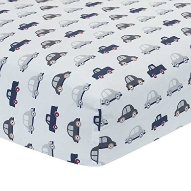 Evan Crib Fitted Sheet - different from sheet in set