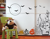 "Pop Decors ""Halloween"" Beautiful Wall Stickers for Kids Rooms"