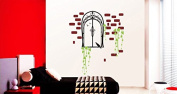 "Pop Decors ""Window"" Beautiful Wall Stickers for Kids Rooms"